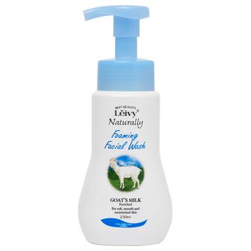 Leivy(レイヴィー)/フォーム フェイシャルウォッシュ ゴートミルク 商品写真 2枚目