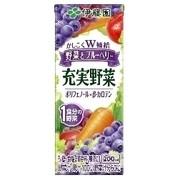 充実野菜 ブルーベリーミックス 野菜とブルーベリー/伊藤園 商品写真