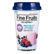 Fine Fruits ベリー&アサイー/オハヨー 商品写真