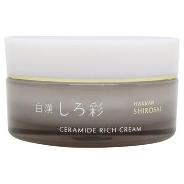 白漢しろ彩(SHIROSAI)/白漢しろ彩 セラミドリッチクリーム 商品写真 2枚目