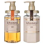 ディープモイスト シャンプー1.0/ヘアトリートメント2.0/&honey(アンドハニー) 商品写真 2枚目