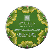 レモングラス マンダリン バージン ココナッツ ナチュラル バター/スパセイロン 商品写真
