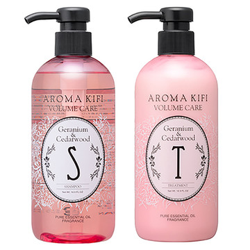 AROMA KIFI(アロマキフィ)/AROMA KIFI ボリュームケアシャンプー/トリートメント 商品写真 3枚目