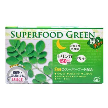新谷酵素/夜遅いごはんでも SUPERFOOD GREEN 商品写真 2枚目