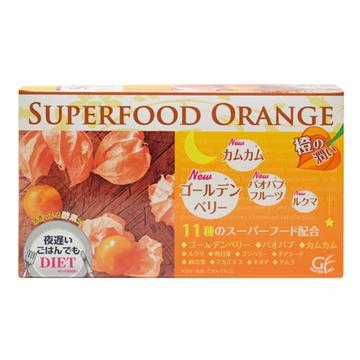 新谷酵素/夜遅いごはんでも SUPERFOOD ORANGE 商品写真 2枚目