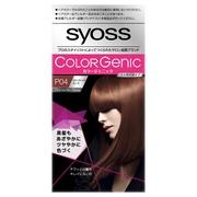 カラージェニック ミルキーヘアカラー (ちらっと白髪用)P04 ロマンティックローズ/syoss(サイオス) 商品写真