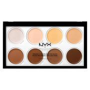 ハイライト&コントゥアー クリーム プロ パレット/NYX Professional Makeup 商品写真 1枚目