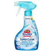 バスマジックリン泡立ちスプレー SUPER CLEAN香りが残らないタイプ 本体 380ml/マジックリン 商品写真