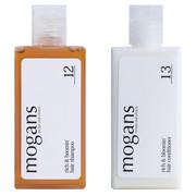 ノンシリコン アミノ酸 スキャルプケア シャンプー/コンディショナー (リッチ&ブルーミン) トライアルキット/mogans(モーガンズ) 商品写真