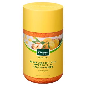 クナイプ/クナイプ バスソルト ユズ&ジンジャーの香り 商品写真 2枚目