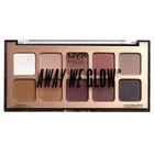 アウェイ ウィー グロー シャドウ パレット / NYX Professional Makeup