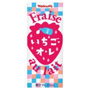 いちご・オ・レ/ヤクルト 商品写真