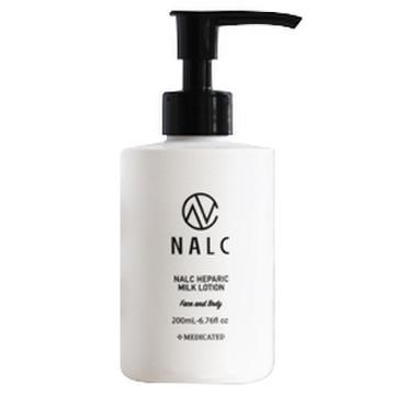 NALC(ナルク)/薬用ヘパリンミルクローション 商品写真 2枚目