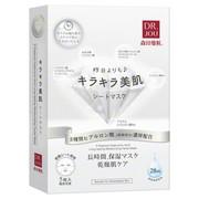 キラキラ美肌シートマスク/DR.JOU(森田薬粧) 商品写真