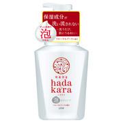 hadakara ボディソープ 泡で出てくるタイプ フローラルブーケの香り/hadakara 商品写真 1枚目
