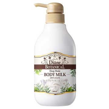 モイストダイアン/ダイアンボタニカル ボディミルク ディープモイスト ハニーオランジュの香り 商品写真 3枚目