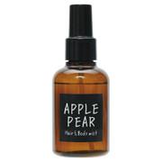 ヘアー&ボディミスト Apple Pear