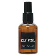 ヘアー&ボディミスト Red Wine