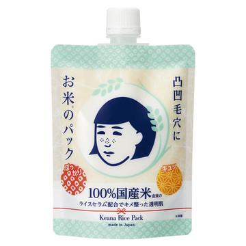 お米のパック / 毛穴撫子