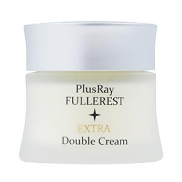 PlusRay(プラスレイ)/フラーレストエクストラダブルクリーム 商品写真 2枚目