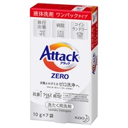 アタック ZEROワンパック 7P/アタック 商品写真