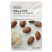 Real Nature Shea Butter Face Mask/THE FACE SHOP 商品写真