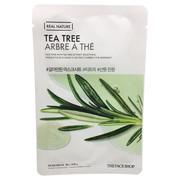 Real Nature Tea tree Face Mask/THE FACE SHOP 商品写真