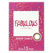 FABULOUS/FABUROUS 商品写真 2枚目