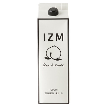 酵素ドリンク IZM PEACH TASTE/IZM PEACH TASTE 商品写真 3枚目