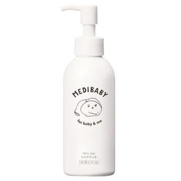 MEDIBABY(メディベビー)/薬用保湿ミルクジェル 商品写真 2枚目