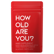 HOW OLD ARE YOU?/HOW OLD ARE YOU 商品写真