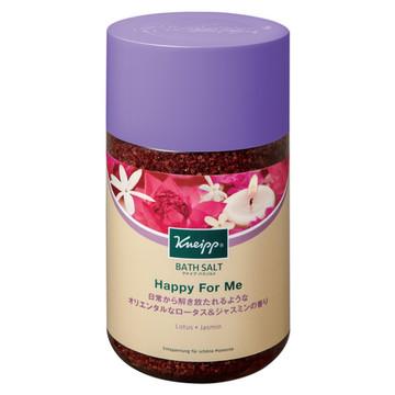 クナイプ/クナイプ バスソルト ハッピーフォーミー ロータス&ジャスミンの香り 商品写真 2枚目