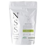 NSS/Narural Shape Shake抹茶ソイラテ味/Qualify of Diet Life 未来の食文化を創造する 商品写真