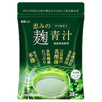 爽健らぼ/恵みの麹青汁 商品写真 2枚目