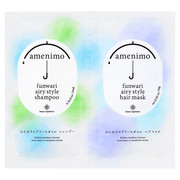 ふんわりエアリースタイル シャンプー&ヘアマスク 1dayお試し/amenimo(アメニモ) 商品写真