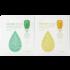お茶の葉エキスとお茶の実オイルのフェイスマスク /健康コーポレーション 商品写真