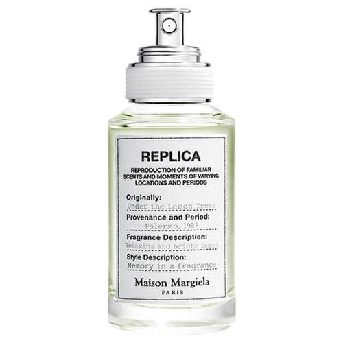 レプリカ オードトワレ アンダー ザ レモンツリー 30ml / Maison Margiela Fragrances(メゾン マルジェラ フレグランス) 商品写真 1枚目