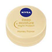 ディープモイスチャー ナイトプロテクト はちみつの香り/ニベア 商品写真