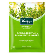 バスソルト ローズマリー&タイムの香り分包タイプ/クナイプ 商品写真