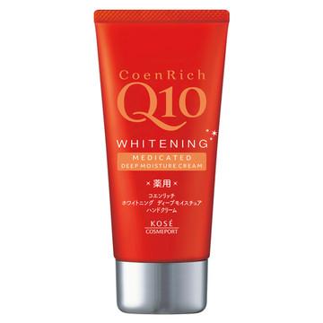 コエンリッチQ10/薬用ホワイトニング ハンドクリーム ディープモイスチュア 商品写真 2枚目