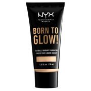 ボーン トゥー グロー ナチュラリーラディアント ファンデーション/NYX Professional Makeup 商品写真 2枚目