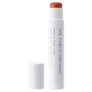 オーガニック認証原料 精油カラーリップスティックノーブル オレンジ/THE PUBLIC ORGANIC 商品写真