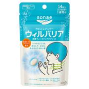 ウィルバリア 炭酸ウォータリングタブレット レモンジンジャー&ハニー風味/sonae 商品写真
