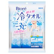 冷シート 冷タオル 無香性/ビオレ 商品写真 1枚目
