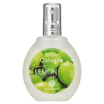 ボディコロン GL (グリーンレモンの香り) / ハウス オブ ローゼ