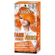 カラークリームネオンオレンジ/got2b(ゴットゥービー) 商品写真