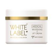 ホワイトラベルプラス 薬用プラセンタの美白リフトクリーム/ホワイトラベル 商品写真