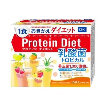 プロティンダイエット 乳酸菌トロピカル / DHC
