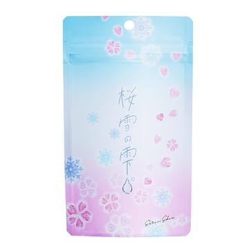 桜雪の雫。 / Shiro no Sakura.