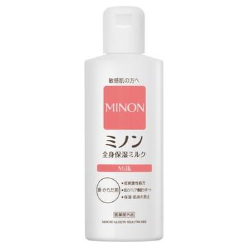 ミノン/全身保湿ミルク 商品写真 3枚目